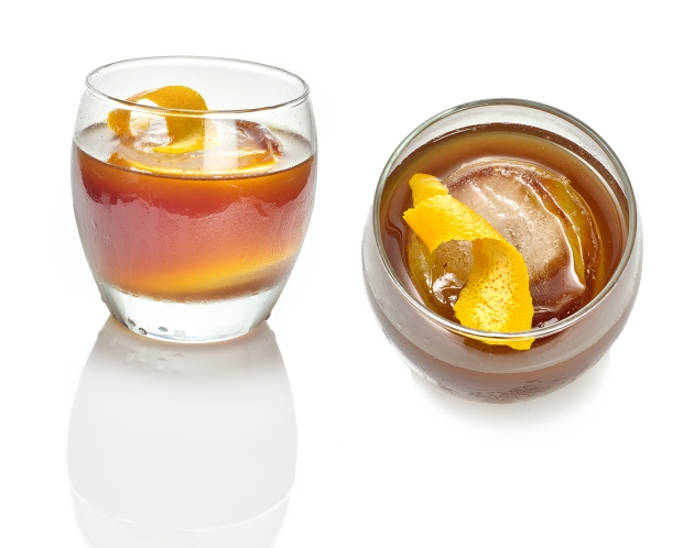 New Sencha Old Fashioned Gourmet Adventures (1)