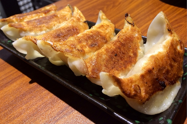 Gyoza Ya Pan Fried Gyozas for Gourmet Adventures