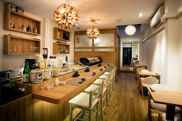 Interior_Marukyu for Gourmet Adventures