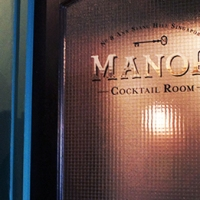 Hidden New Speakeasy The Manor Bar and Cocktail Room at Ann Siang Hill