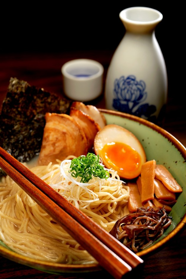 Shin-Sapporo Ramen - Sake Ramen for Gourmet Adventures