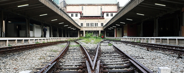 tanjong pagar railway station panel
