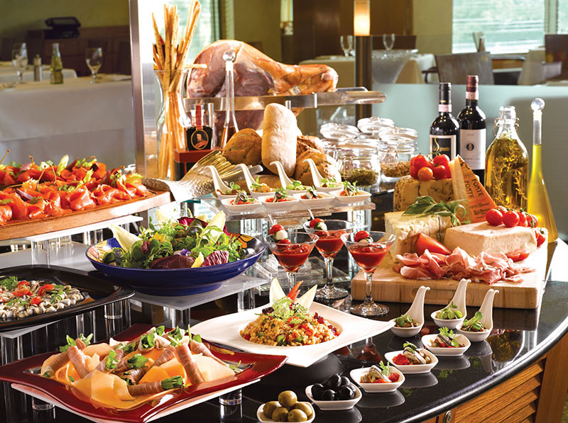 Italian Buffet Ideas Wwwimgkidcom The Image Kid Has It