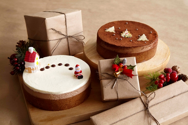 Cat and the Fiddle - Order Cheesecakes Online - Christmas Cheesecakes - Review by Gourmet Adventures