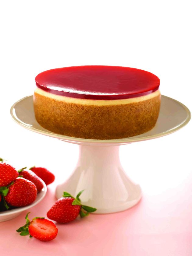 Cat and the Fiddle - Order Cheesecakes Online - Queen of Hearts - Review by Gourmet Adventures