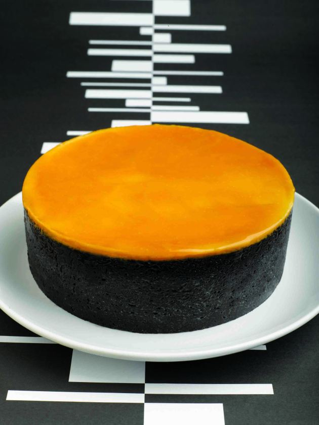 Cat and the Fiddle - Order Cheesecakes Online - Sweet and Smokey Taffey - Review by Gourmet Adventures