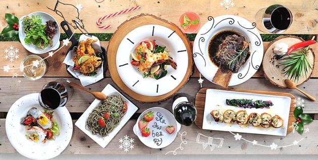 East 8 Christmas Menu - News by Gourmet Adventures