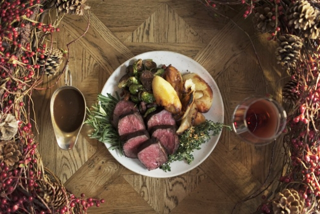 Oxwell & Co. Christmas Menu Oxmas - Review by Gourmet Adventures
