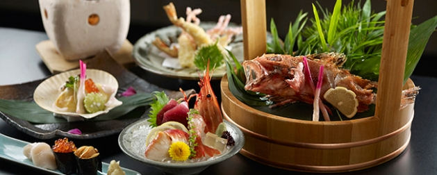 keyaki hokkai menu panel-gourmet adventures