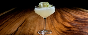 Cardamom Gimlet Antidote Farimont Singapore - Singapore Cocktail Week - News by Gourmet Adventures panel