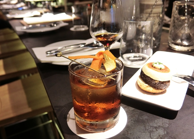 FOC Restaurant & Bar - Good Old Diplomatic Pal (Barrel Aged) - Singapore Cocktail Week - News by Gourmet Adventures