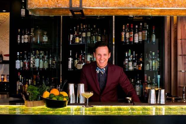 Head Bartender Tom Hogan of Antidote - Singapore Cocktail Week - News by Gourmet Adventures