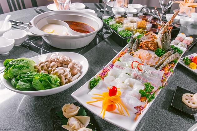 Hotpot Kingdom Marina Bay Sands - Set Menu B - Review by Gourmet Adventures