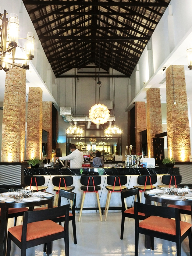 Portico Prime at Dempsey Hill – Review by Gourmet Adventures