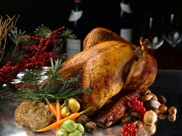 Raffles Singapore - Turkey - Review by Gourmet Adventures