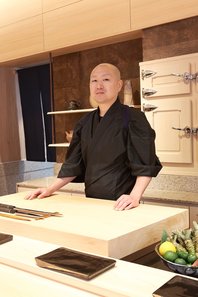 Sushi Ichi Singapore - Chef Masakazu Ishibashi 2 - Review by Gourmet Adventures