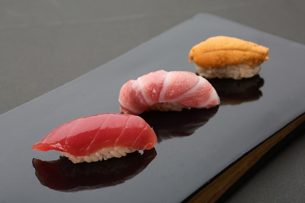 Sushi Ichi Singapore - Sushi - Review by Gourmet Adventures