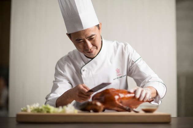 Yan Cantonese Restaurant, National Gallery Singapore - Master Chef Chan Kung Lai - Review by Gourmet Adventures