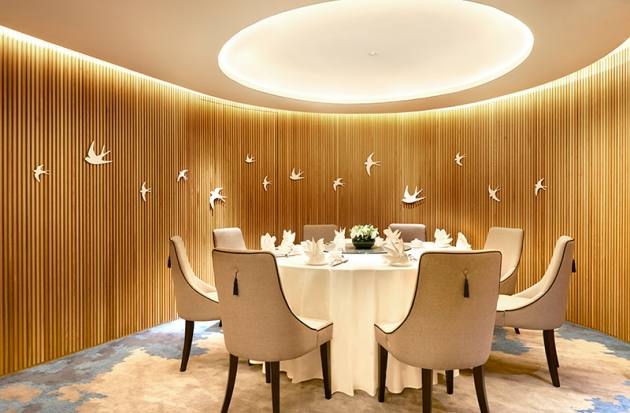 Yan Cantonese Restaurant, National Gallery Singapore - private room - Review by Gourmet Adventures