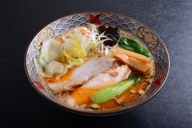 Ramen Keisuke Lobster King - Miso Lobster Broth Ramen $14.90 - Review by Gourmet Adventures