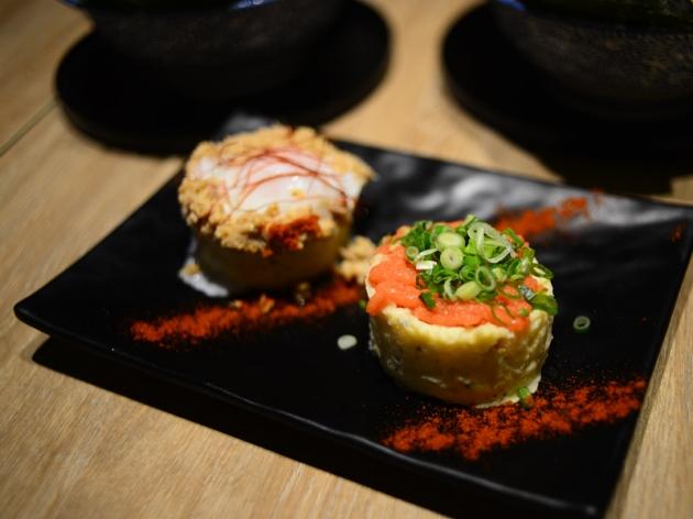 Menya Takeichi - Potato Salad - Review by Gourmet Adventures
