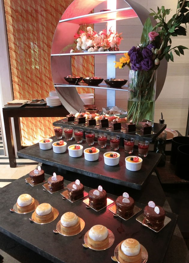 Capella Singapore - Dessert Table - Review by Gourmet Adventures