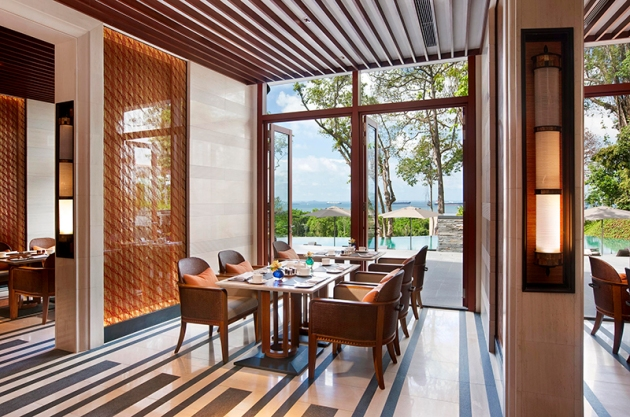 Capella Singapore - The Knolls - Review by Gourmet Adventures