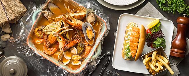 greg's seafood shack panel-gourmet adventures