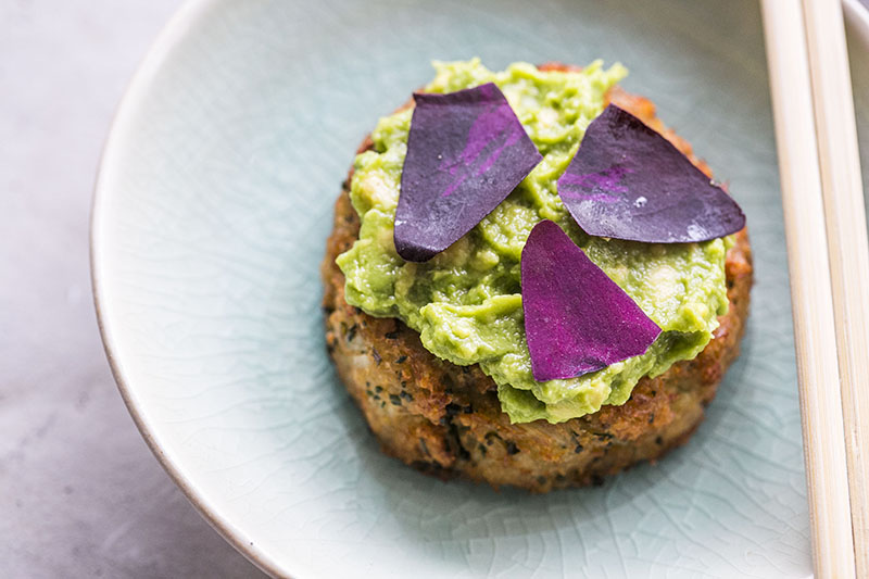 neon-pigeon-japanese-crab-cakes-avocado-review-by-gourmet-adventures